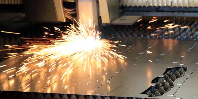 sheet metal laser cutter
