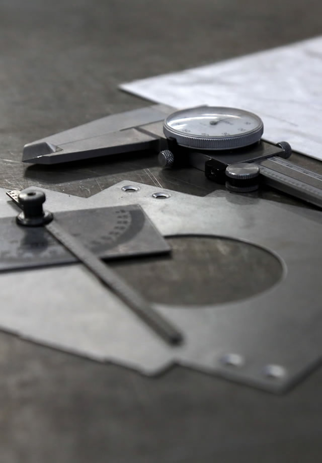 Quality Assurance at C&D Metal Products