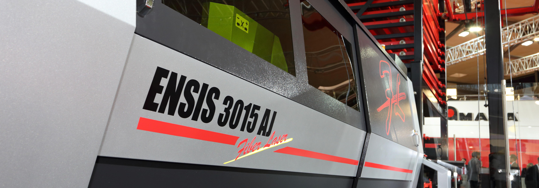 Amada ENSIS 3015 AJ Fiber Laser